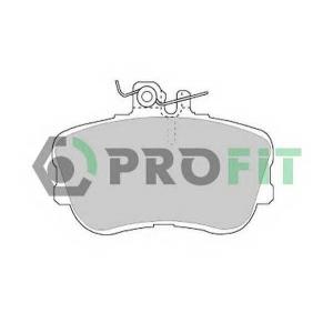 PROFIT 5000-0854 Колодки гальмівні дискові