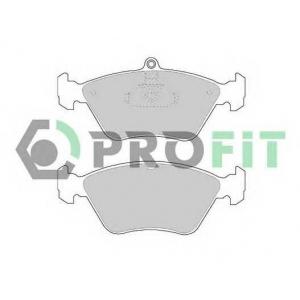 PROFIT 5000-0901 Колодки гальмівні дискові