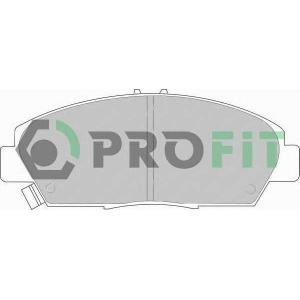 PROFIT 5000-0904 Колодки гальмівні дискові