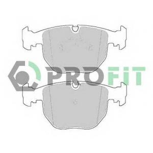 PROFIT 5000-0997 Колодки гальмівні дискові
