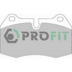 PROFIT 5000-0998 Тормозные колодки