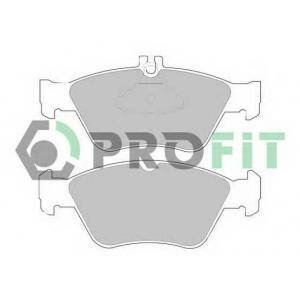 PROFIT 5000-1049 Колодки гальмівні дискові