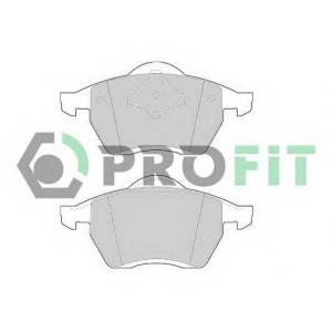 PROFIT 5000-1055 Колодки гальмівні дискові