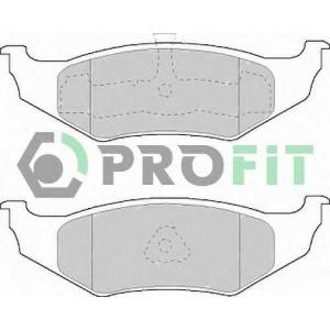 PROFIT 5000-1099 Колодки гальмівні дискові