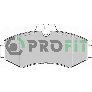 PROFIT 5000-1304 Колодки гальмівні дискові