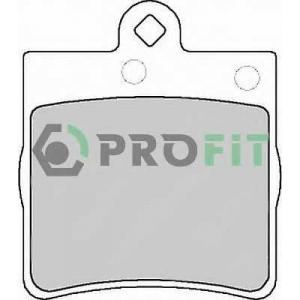 PROFIT 5000-1311 Колодки гальмівні дискові