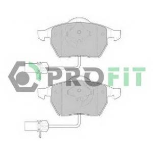 PROFIT 5000-1323 Колодки гальмівні дискові