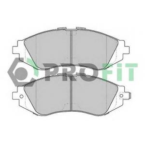PROFIT 5000-1369 Колодки гальмівні дискові