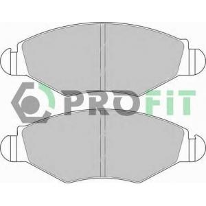 PROFIT 5000-1378 Колодки гальмівні дискові