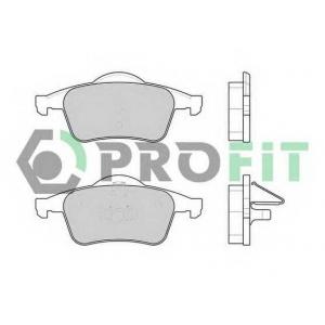 PROFIT 5000-1383 C Колодки гальмівні дискові