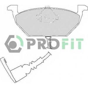 PROFIT 5000-1398 Колодки гальмівні дискові