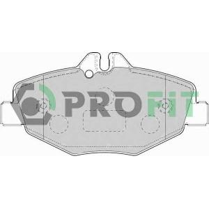 PROFIT 5000-1414 Колодки гальмівні дискові