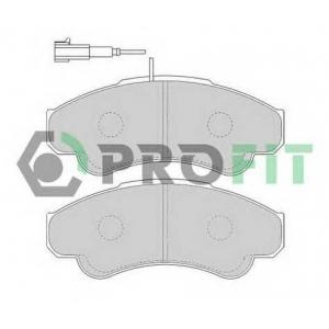 PROFIT 5000-1479 Колодки гальмівні дискові