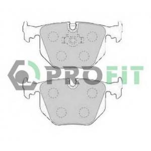 PROFIT 5000-1483 Колодки гальмівні дискові