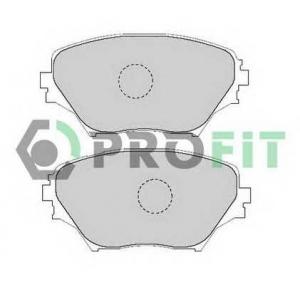 PROFIT 5000-1514 Колодки гальмівні дискові