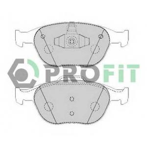 PROFIT 5000-1568 Колодки гальмівні дискові