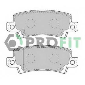 PROFIT 5000-1574 Колодки гальмівні дискові