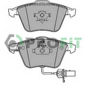 PROFIT 5000-1629 Колодки гальмівні дискові