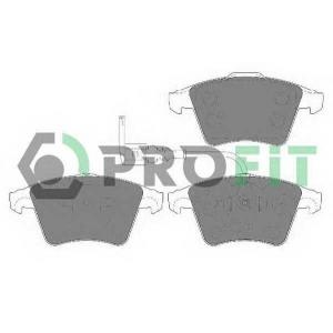 PROFIT 5000-1642 Колодки гальмівні дискові