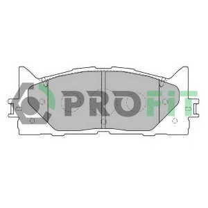 PROFIT 5000-2014 Колодки гальмівні дискові