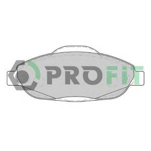 PROFIT 5000-4003 Колодки гальмівні дискові
