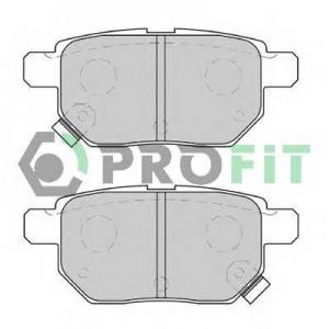 PROFIT 5000-4042 Колодки гальмівні дискові