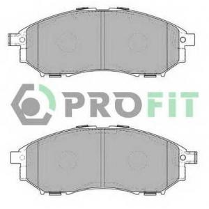 PROFIT 5000-4177 Колодки гальмівні дискові