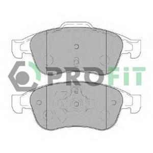 PROFIT 5000-4180 Колодки гальмівні дискові