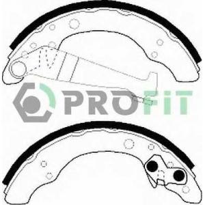 PROFIT 5001-0150 Колодки гальмівні барабанні