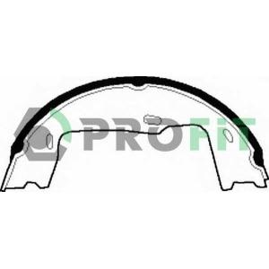 PROFIT 5001-0227 Колодки гальмівні барабанні