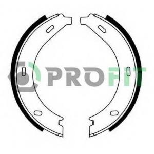 PROFIT 5001-0536 Колодки гальмівні барабанні