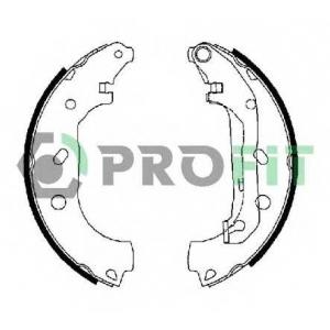 PROFIT 5001-0648 Колодки гальмівні барабанні