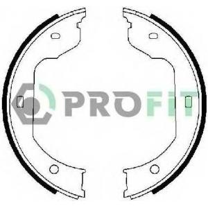 PROFIT 5001-0668 Колодки гальмівні барабанні