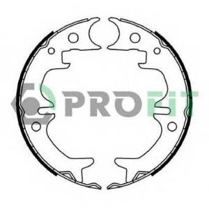 PROFIT 5001-4008 Колодки гальмівні барабанні