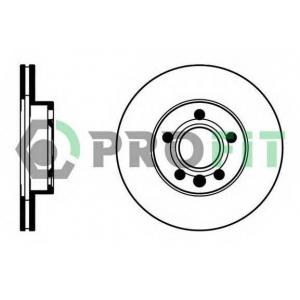 PROFIT 5010-1010 Диск гальмівний