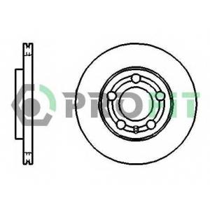 PROFIT 5010-1164 Тормозной диск