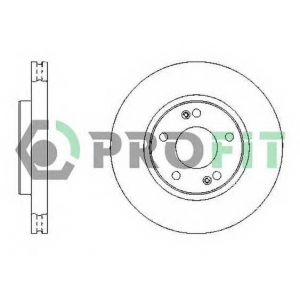 PROFIT 5010-1300 Диск гальмівний