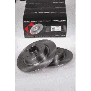 PROTECHNIC PRD5301 Гальмівний диск зад.(без підшипн. - ABS) Renault Grand Scenic II 06->
