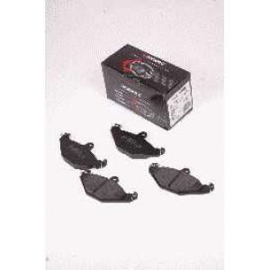 PROTECHNIC PRP0045 Комплект тормозных колодок, дисковый тормоз Крайслер Випер