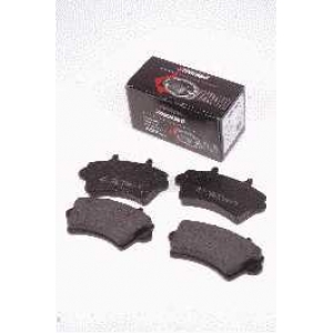 PROTECHNIC PRP0167 (R16) Гальмівні колодки дискові перед. Renault Master 1.9D / 2.2D / 2.5