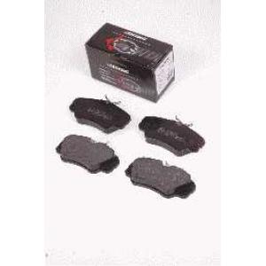 PROTECHNIC PRP0203 Гальмівні колодки дискові перед. Opel Omega/Senator/Omega/Carlton/Senator/Catera (87-03)