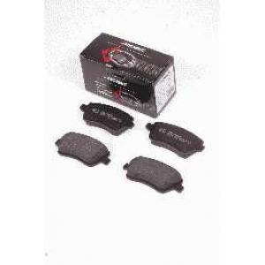 PROTECHNIC PRP0216 Гальмівні колодки перед. дискові Dacia Dokker, Duster, Logan// Nissan Note// Renault Captur, Clio III, IV, Kangoo, Modus, Grand Modus 1.2-1.6 09.04-