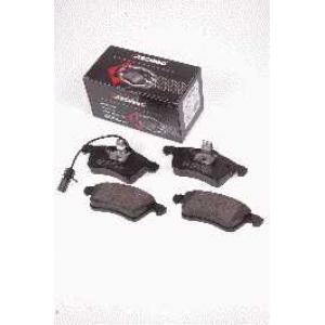 PROTECHNIC PRP0234 Brake Pad