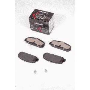 PROTECHNIC PRP0350 Brake Pad