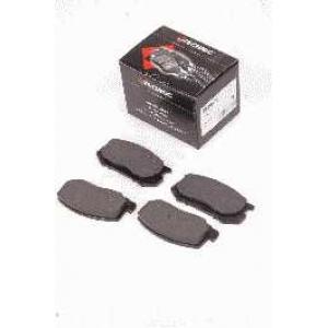 PROTECHNIC PRP0473 Комплект тормозных колодок, дисковый тормоз Дайхатсу