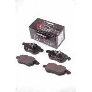 PROTECHNIC PRP0482 Гальмівні колодки дискові перед. Opel Signum/Vectra C 1.8/1.9Cdti