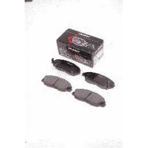PROTECHNIC PRP0578 Гальмівні колодки P Honda Accord 90>