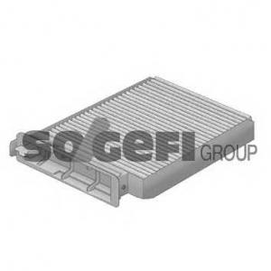 Фильтр, воздух во внутренном пространстве ah207 purflux - DACIA LOGAN пикап (US_) пикап 1.4