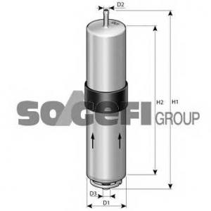 PURFLUX FCS805 Фильтр топливный Purflux