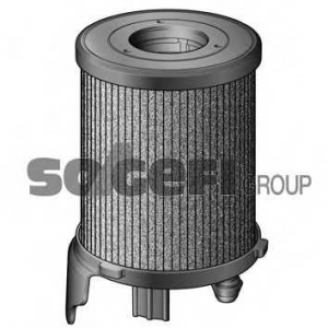 PURFLUX L343C Фильтр масляный PSA DV4/DV6 (с 2мя флажками)